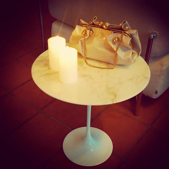Chiara s room e i pezzi di design il saarinen coffee - Pezzi di design ...